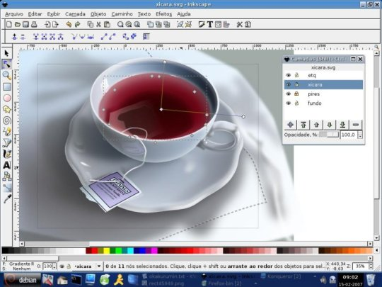 inkscape-cafe