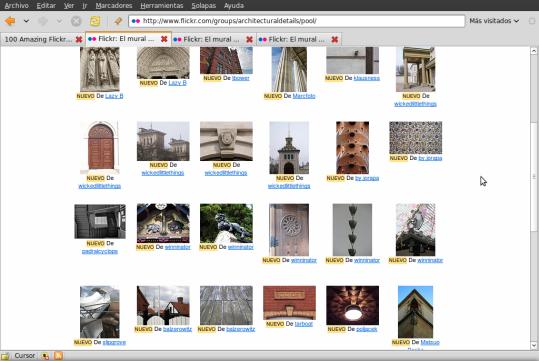 Base de datos de imágenes de arquitectura