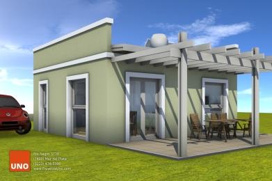 Procrear solar + Aislamiento Térmico y calef a leña 2