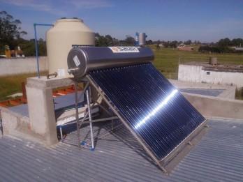 Procrear solar + Aislamiento Térmico y calef a leña 7